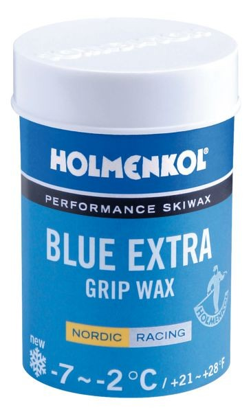 Grip wax - blue extra