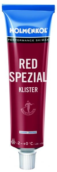 Klister RED - special