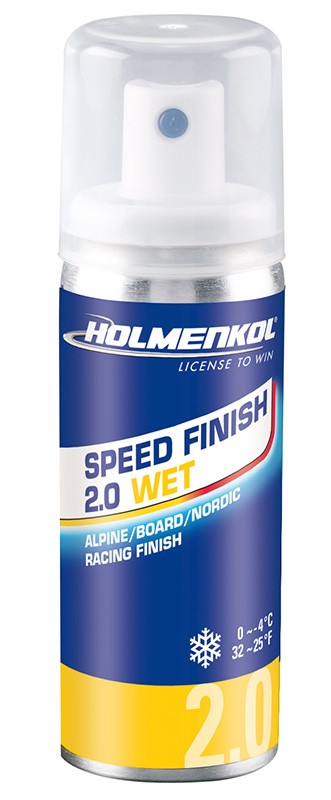 Holmenkol SpeedFinish 2.0 - WET