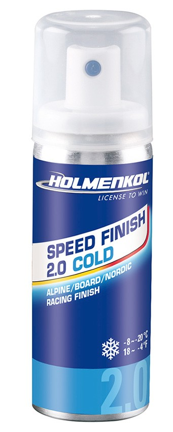 Holmenkol SpeedFinish 2.0 - COLD