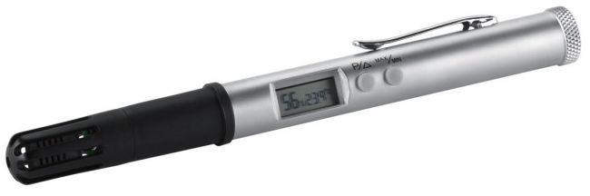 digitalni termometer higrometer holmenkol