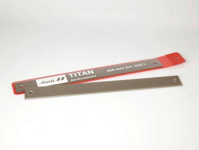 Snoli Radial file titan, 350 mm