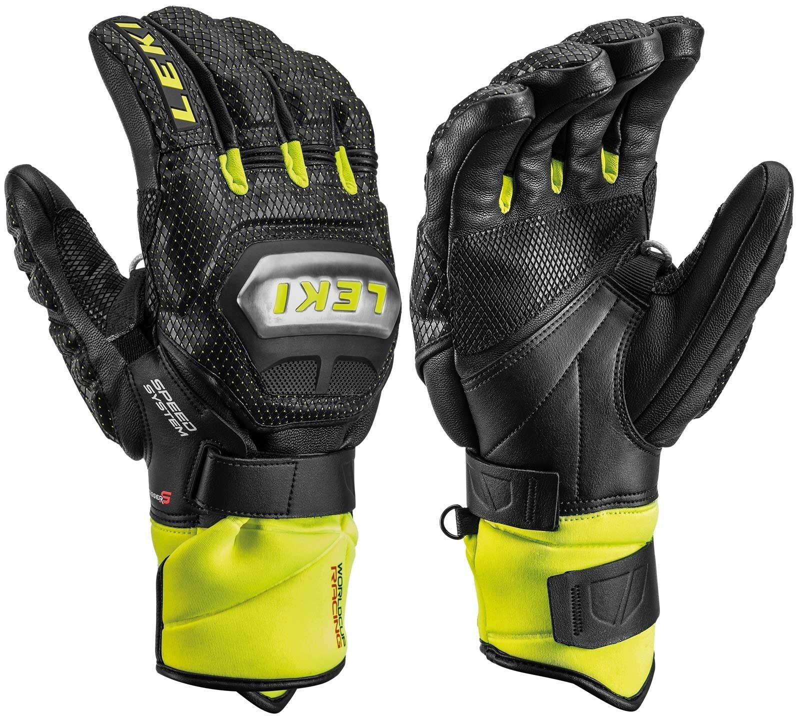 LEKI World Cup Racing Titanium S Speed System Gloves