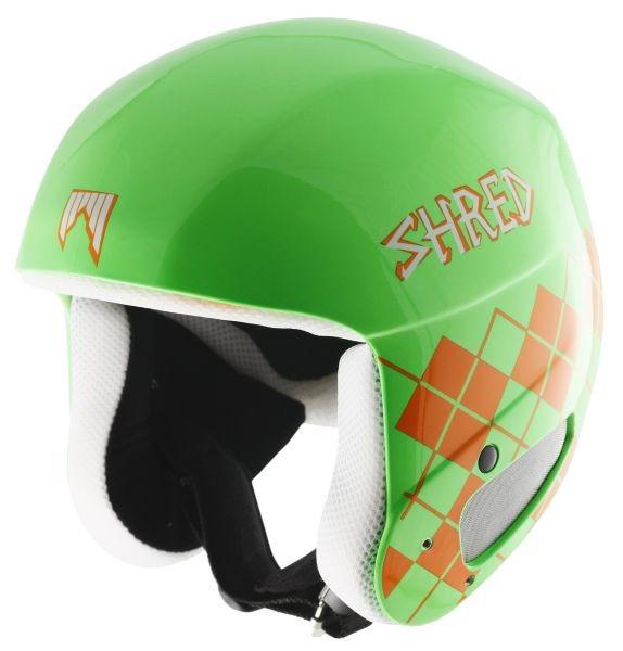 Shred helmet - Brain bucket Redux - Nastify Green, 61