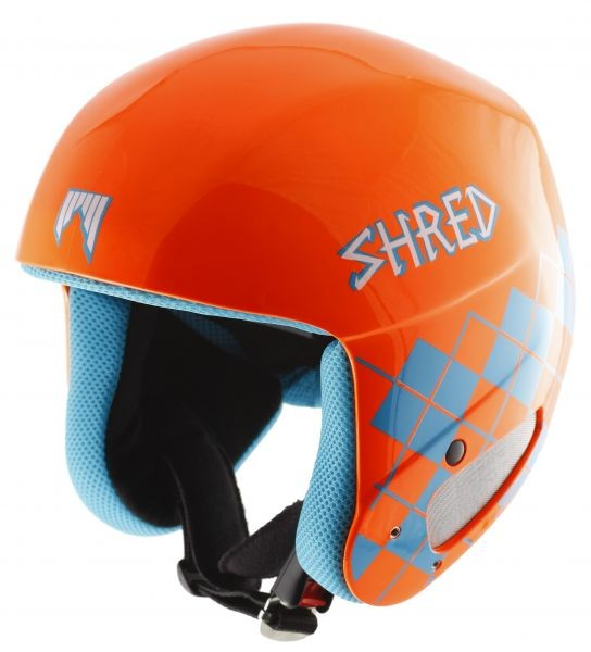 Shred helmet - Mega Brain bucket - Nastify Orange