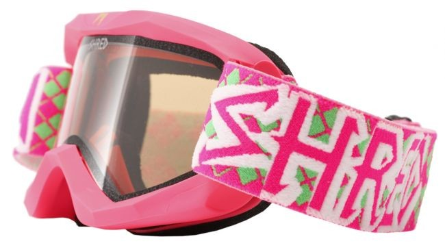 Shred SOAZA Junior - Nastify Pink