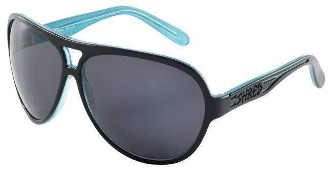 Sunglasses Shred - Sir Edmund - black/water green