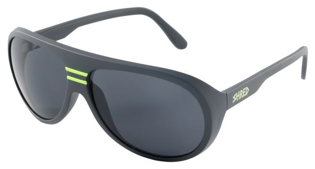 Sunglasses Shred GUSTAF - grey/green