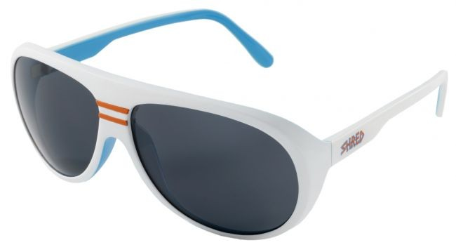 Sunglasses Shred GUSTAF - white/blue