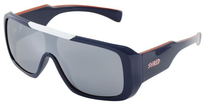 Sunglasses Shred ROSKO - navy/red