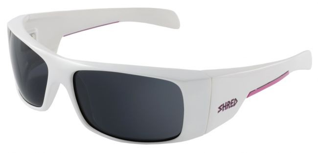Sunglasses Shred - SWALY - white/pink