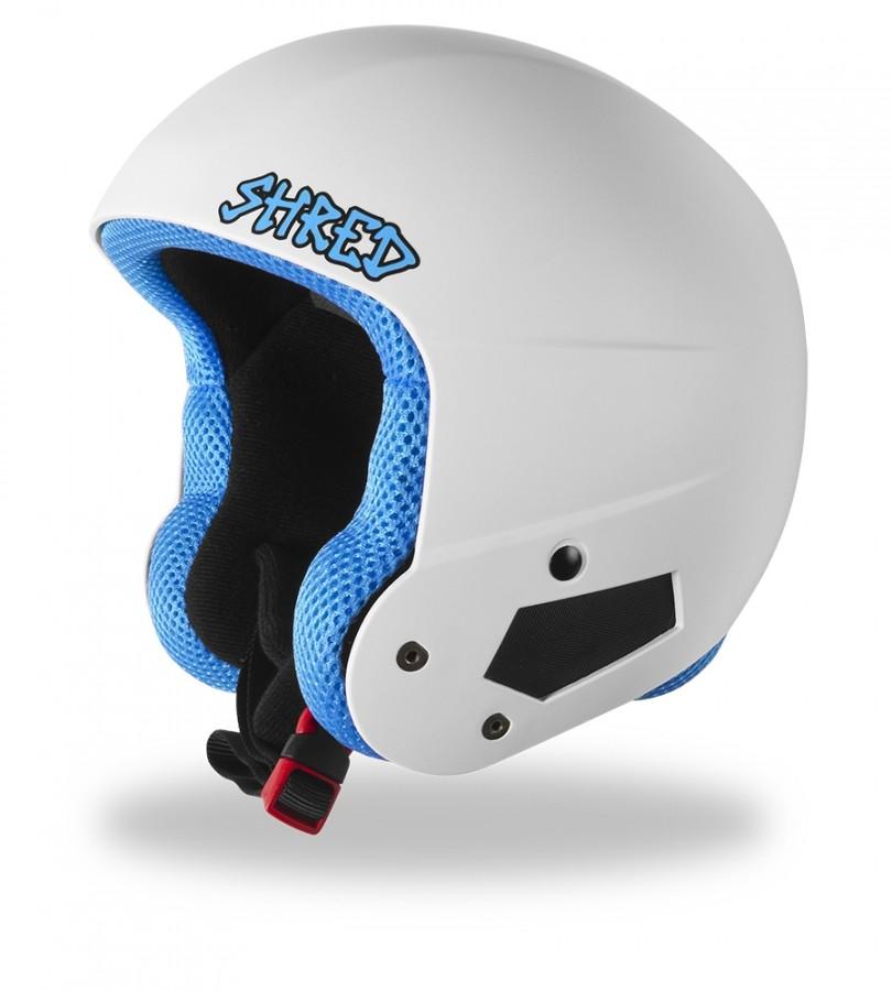 Kids' helmet Shred BRAIN BUCKET - Whitey