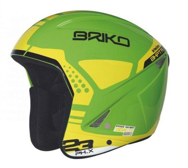 Briko phoenix green lime