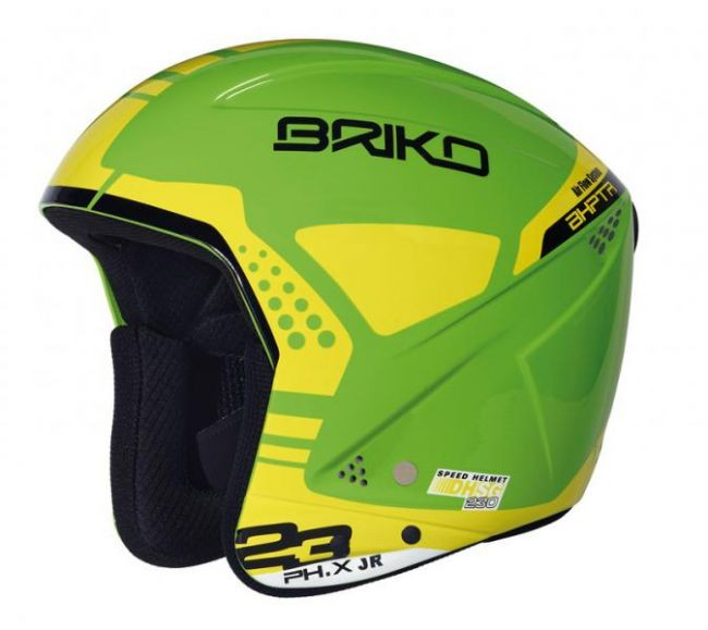 Briko phoenix jr green lime
