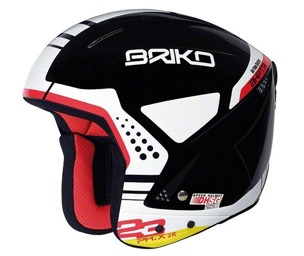Briko phoenix junior black white red