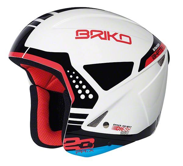 Briko Phoenix white black red