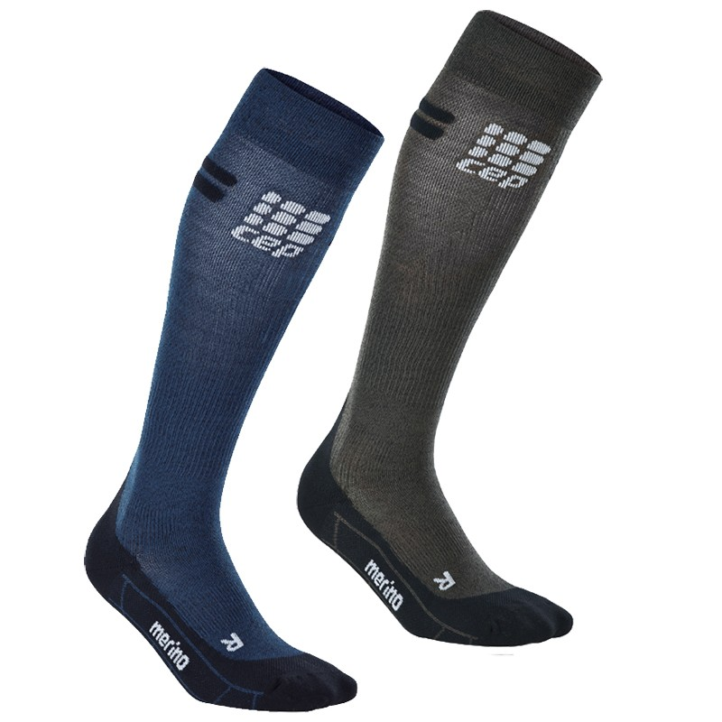 CEP dynamic+ run merino compression socks