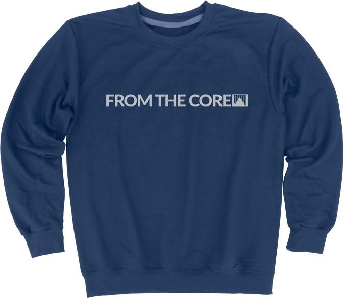 Shred unisex crew sweater GAPER, M