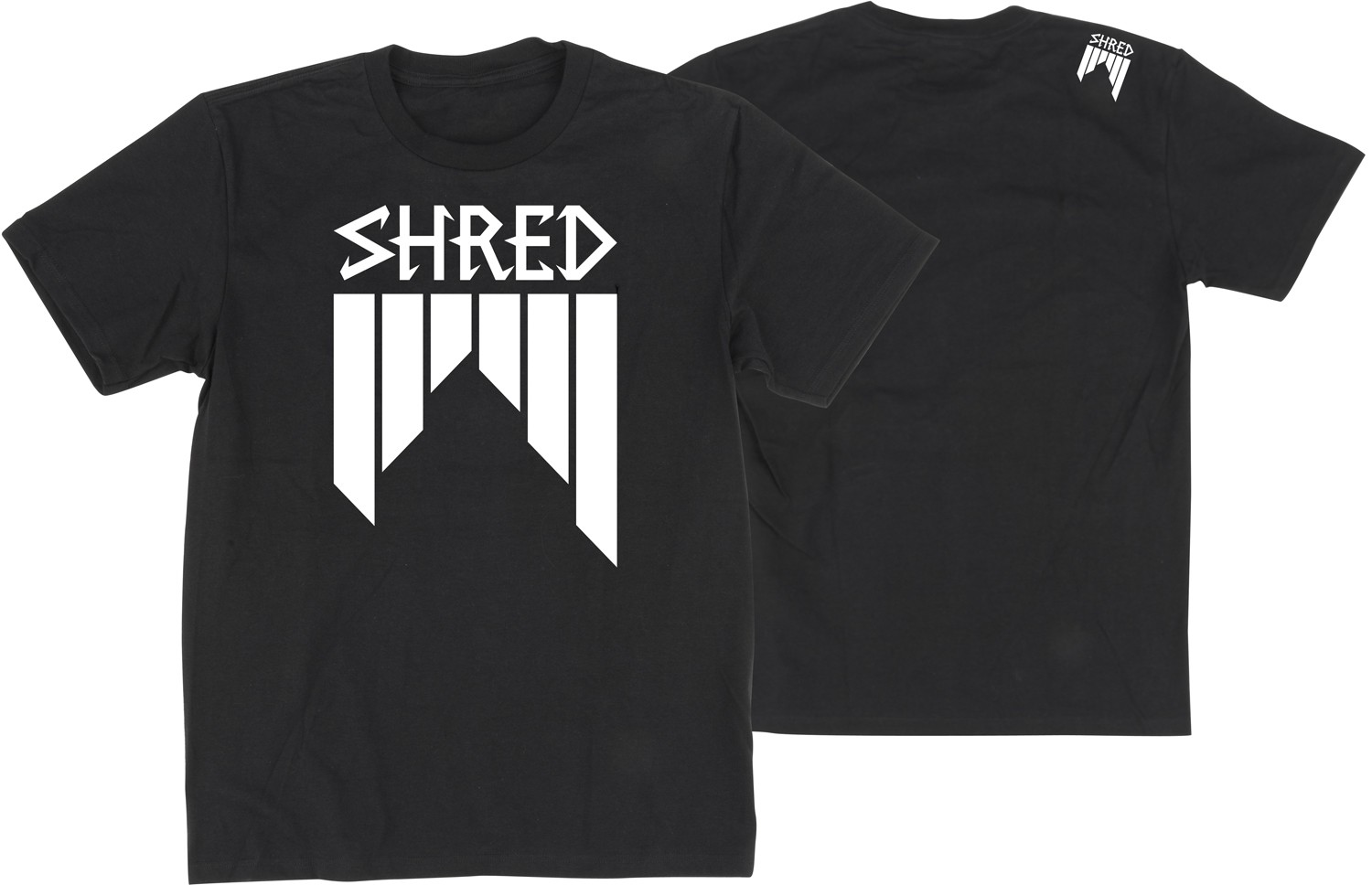 Shred T-shirt LOGO EU (unisex)