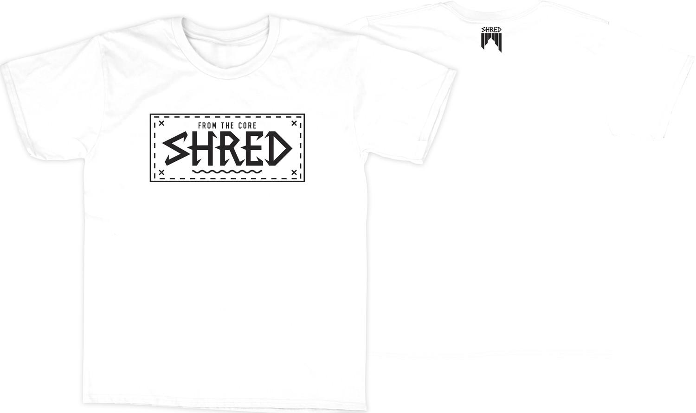 Shred T-shirt PATCH EU (unisex)