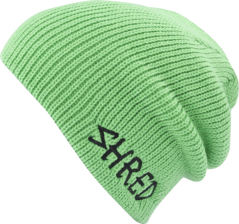 Shred HILLSIDE beanie - green