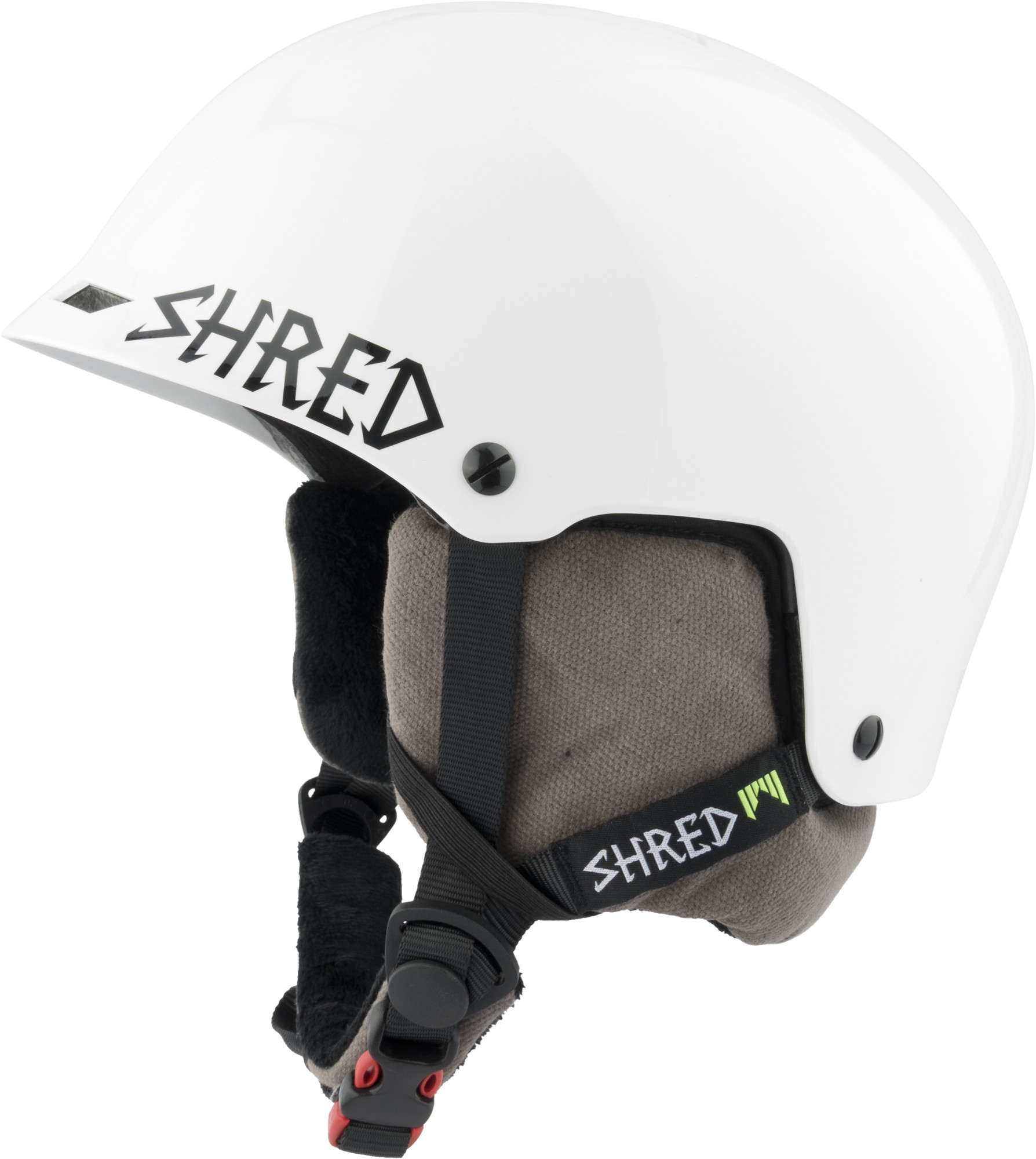 Shred HALF BRAIN D-LUX BLEACH ski helmet, 2018