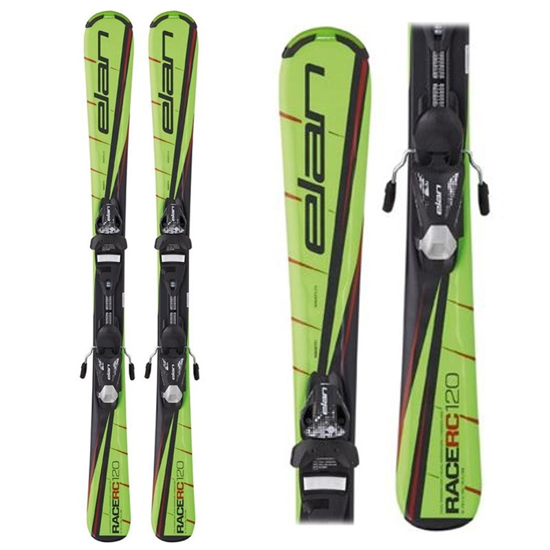 Elan RC Race QT, Junior skis, 2016