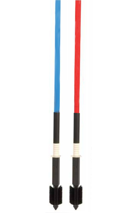 Used Liski Flex poles C6 - World cup, with brushes