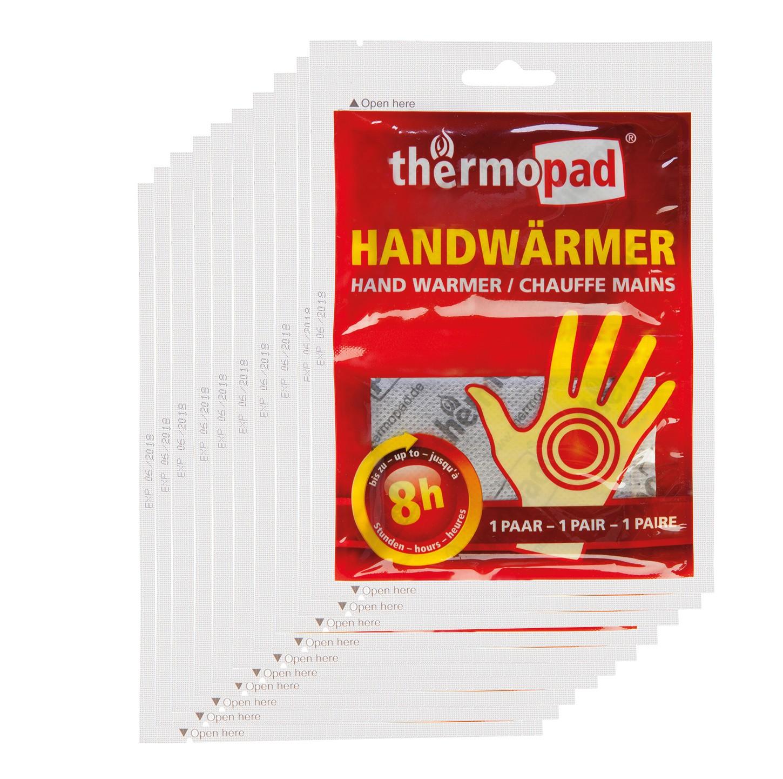 Thermopad Hand warmer, 10 pairs