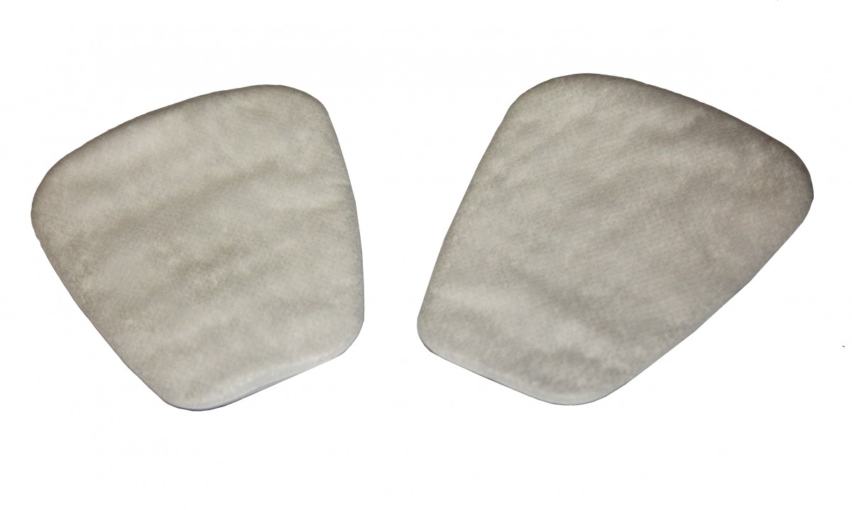 Holmenkol Waxing Mask Dust Filter, pair