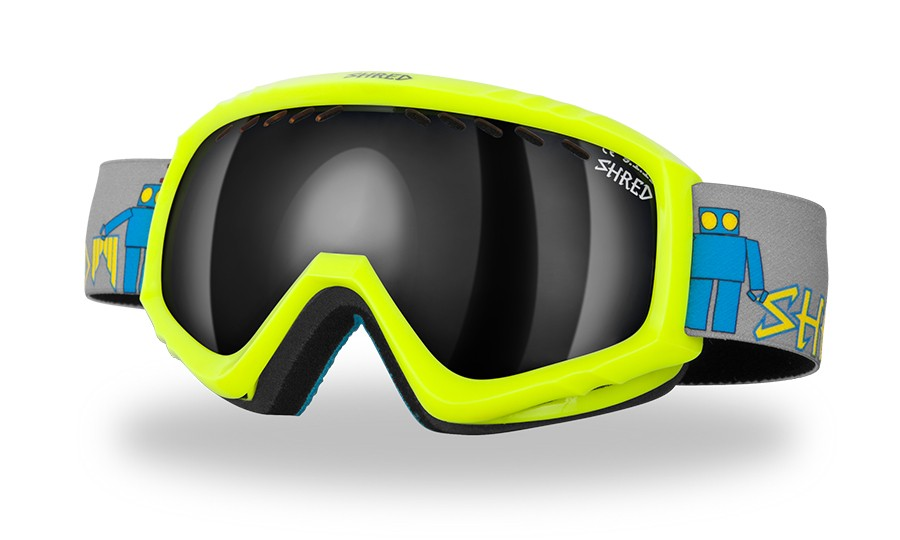 Junior ski goggles Shred HOYDEN Robot Boogie