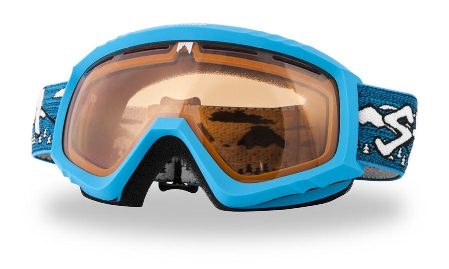 Junior ski goggles Shred HOYDEN WhyWeShred - blue