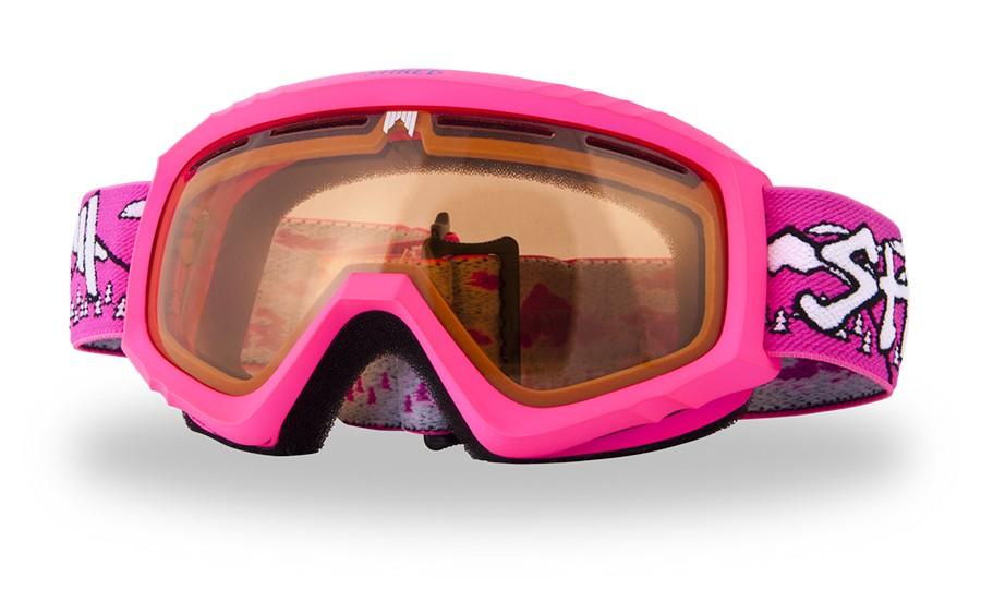 Junior ski goggles Shred HOYDEN WhyWeShred - pink