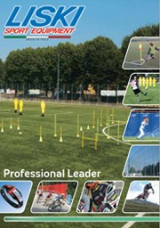 Liski catalog with sports equipment - summer
