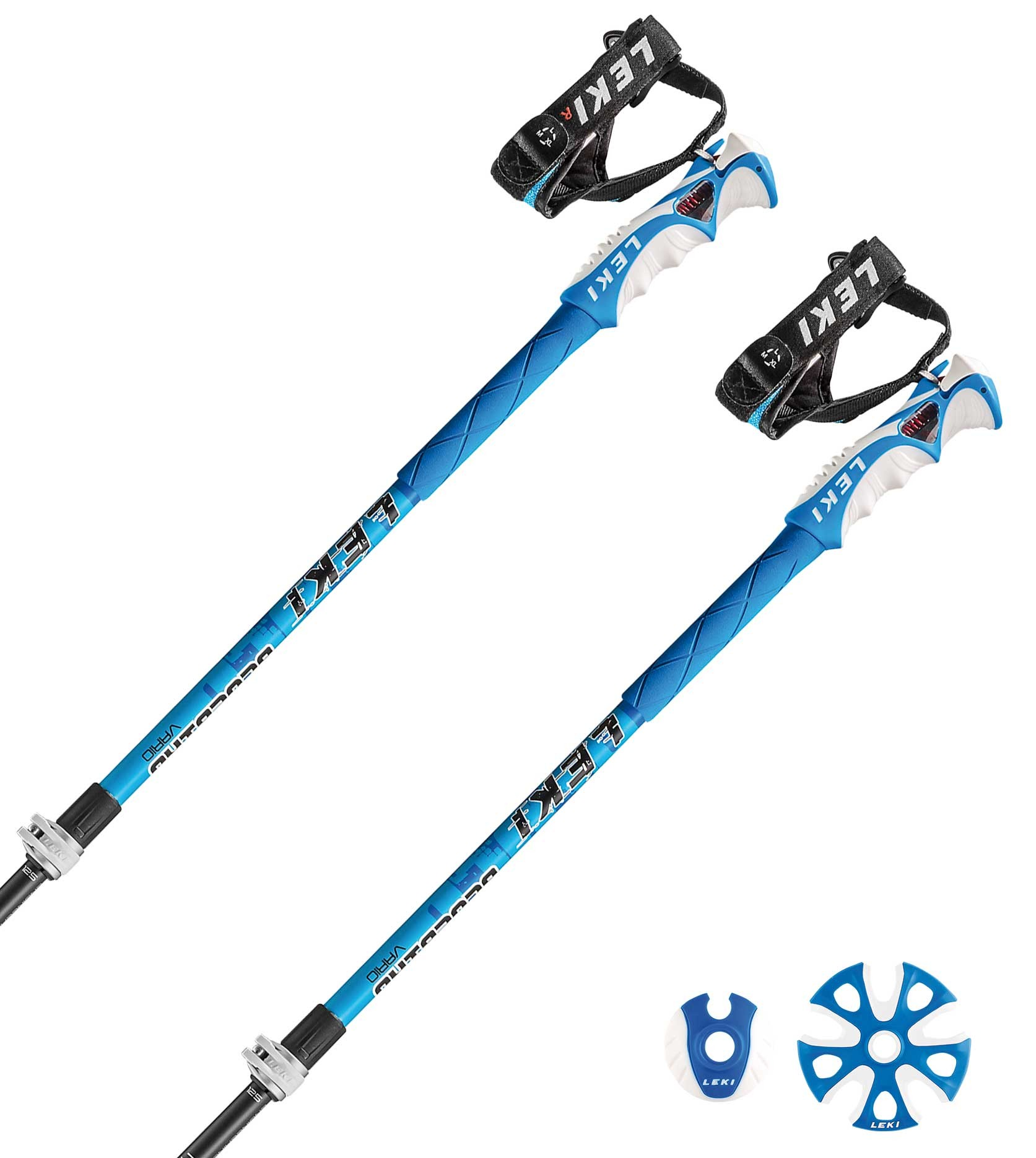 Leki Blue Bird Vario S, 2018