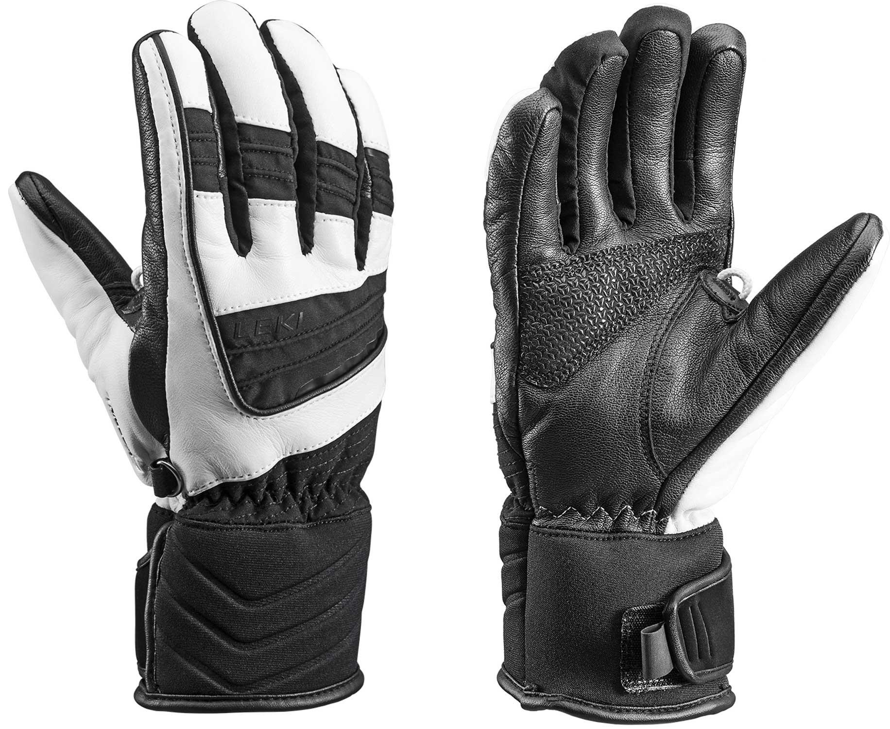 Leki Griffin S Lady ski gloves, 2019