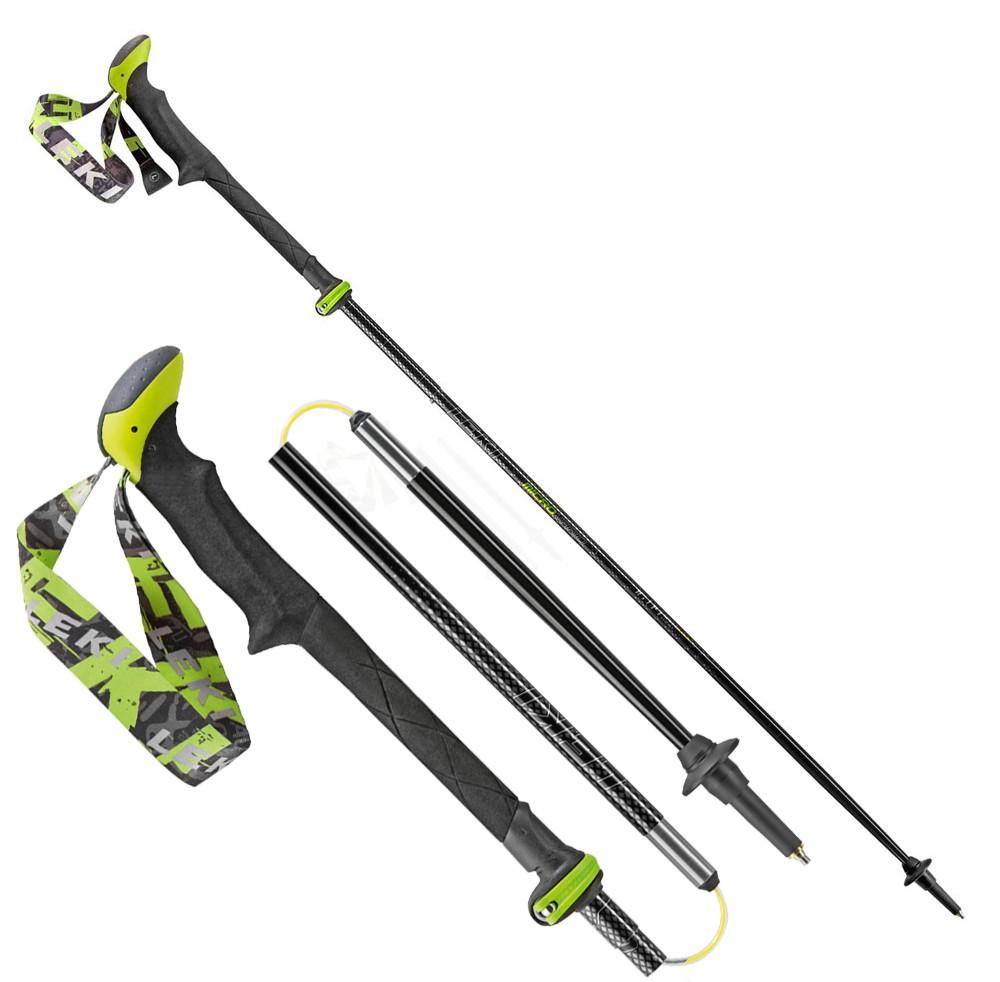 Leki Micro Vario Titanium trekking poles