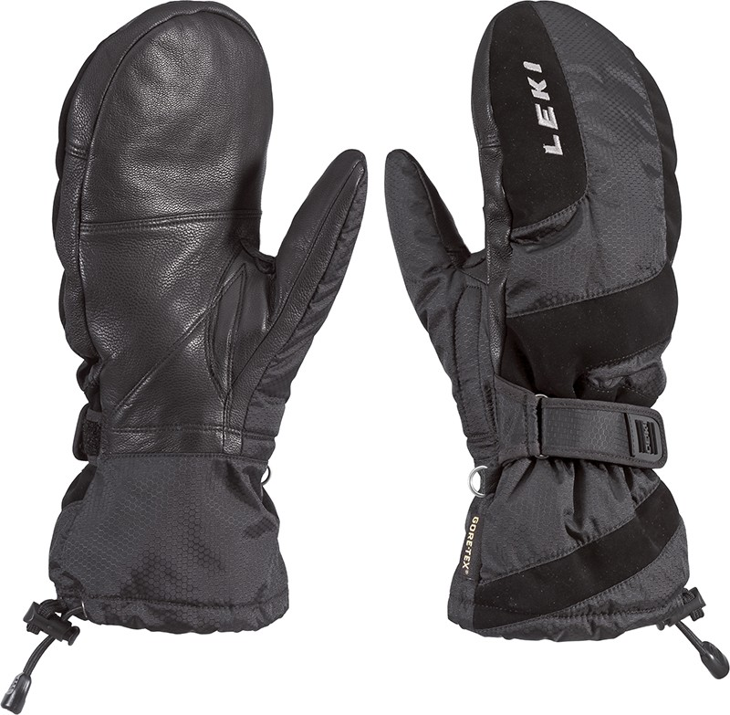Leki MIRACLE Mitten ski gloves