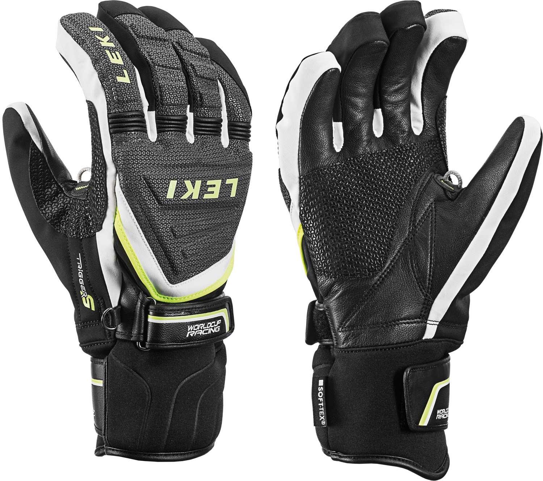 Leki Race Coach C-tech S ski gloves, 2019
