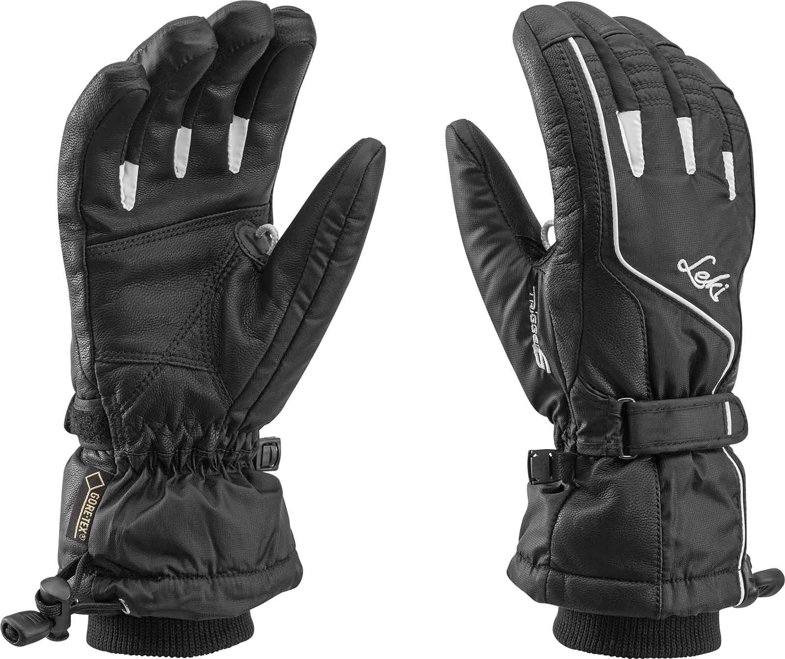 Leki Sierra S GTX Lady ski gloves, 2018