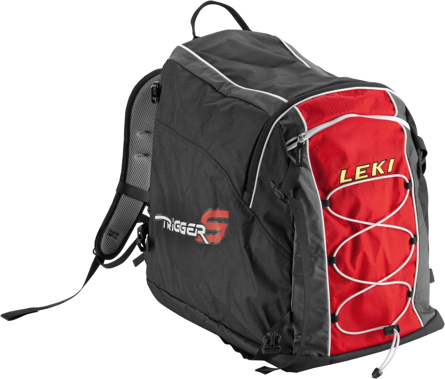 leki skiboot backpack