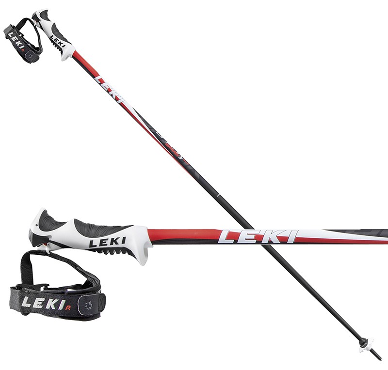 Leki Spark S ski poles