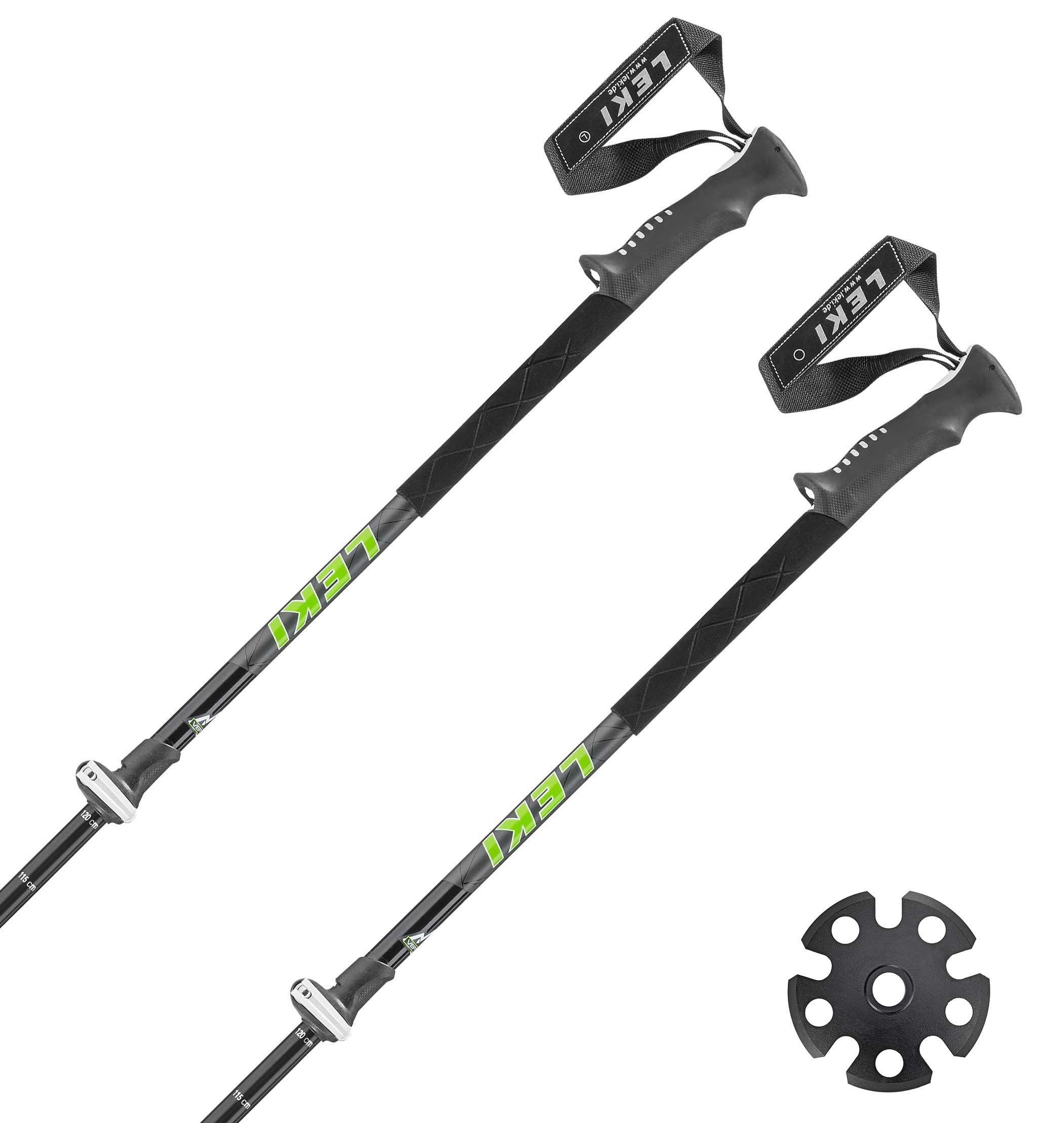Leki Tour Vario ski tour poles