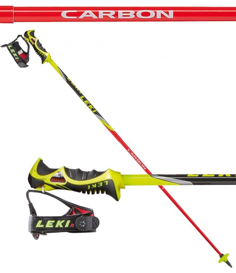 Leki Venom SL TR-S ski poles