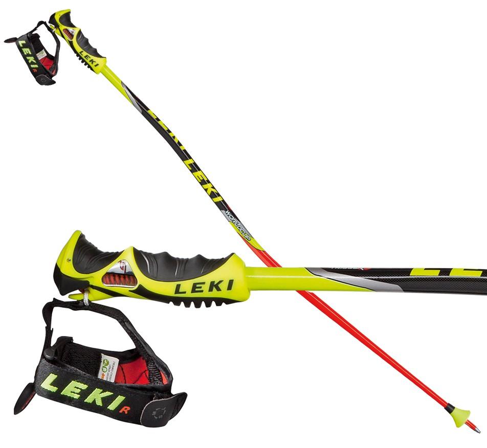LEKI Poles World Cup Lite GS Trigger S