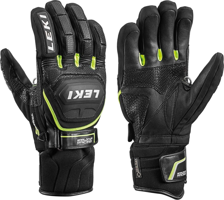 Leki World Cup Race Coach Flex S GTX ski gloves, 2019