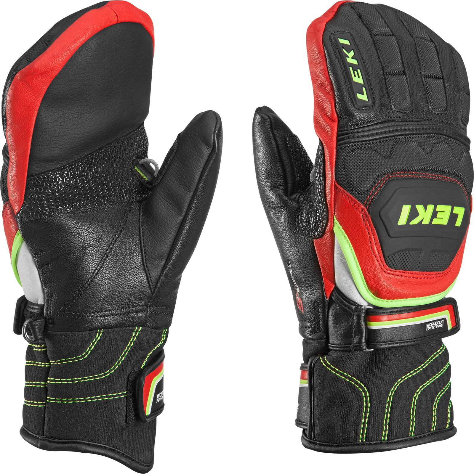 Leki World Cup Race Flex S Junior Mitten, 2018