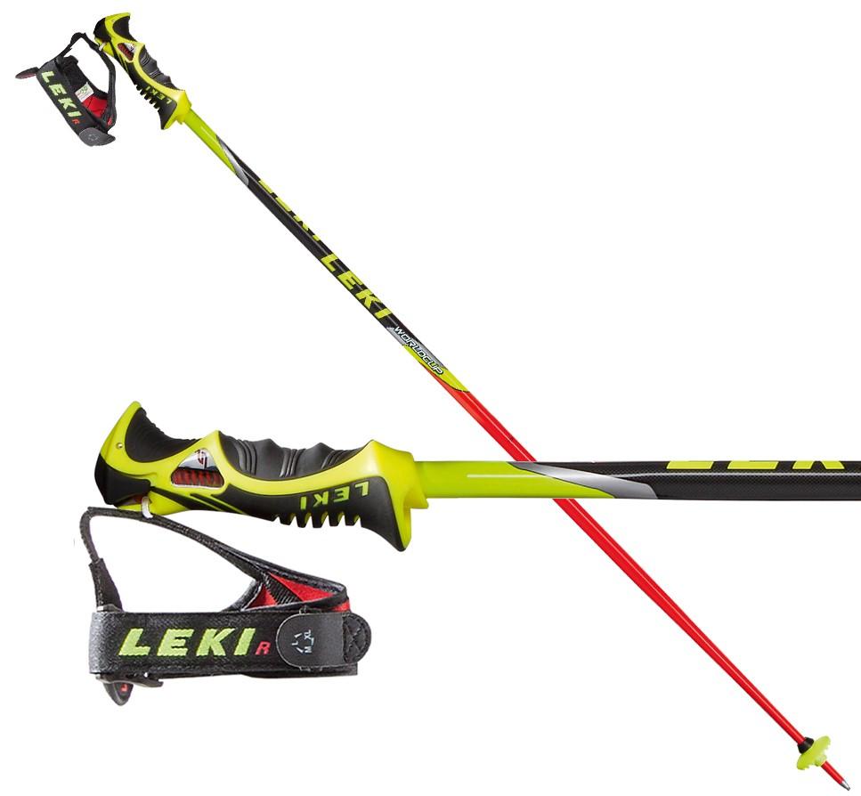 Leki WorldCup Racing SL TRS ski poles