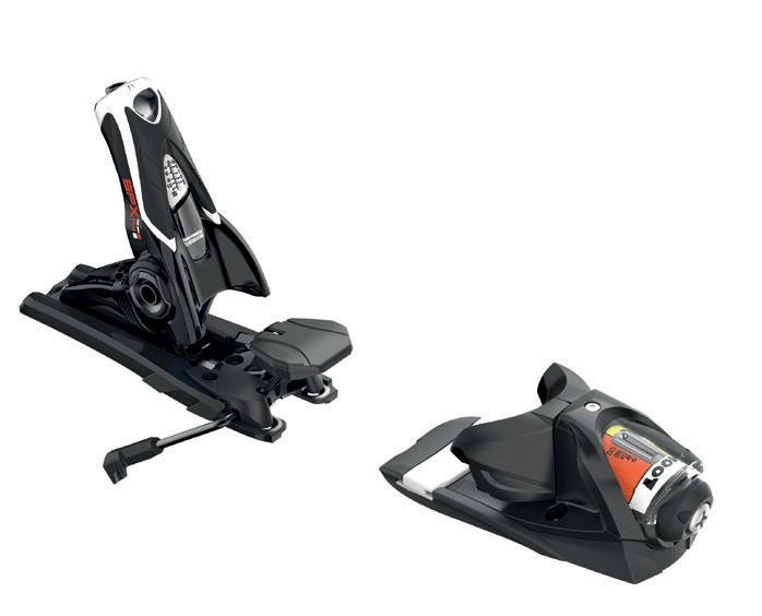 Look bindings SPX 14 RockerRace, black icon