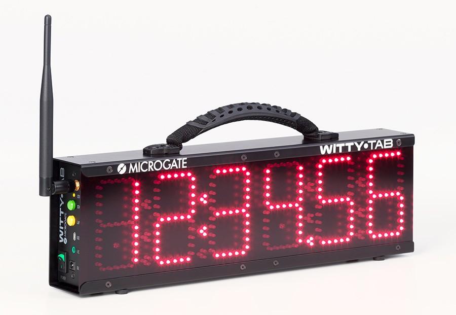Microgate Witty tab